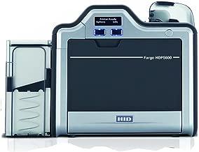 Fargo HDP5600 Single-Side ID Badge Card Printer