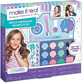Mermaid Makeover from MAKE IT REAL