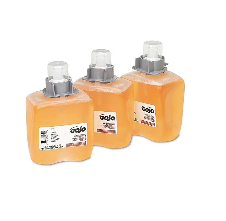 観光に行く論争コーラスFMX-12 Foam Hand Wash, Orange Blossom, FMX-12 Dispenser, 1250ml Pump, 3/Carton (並行輸入品)