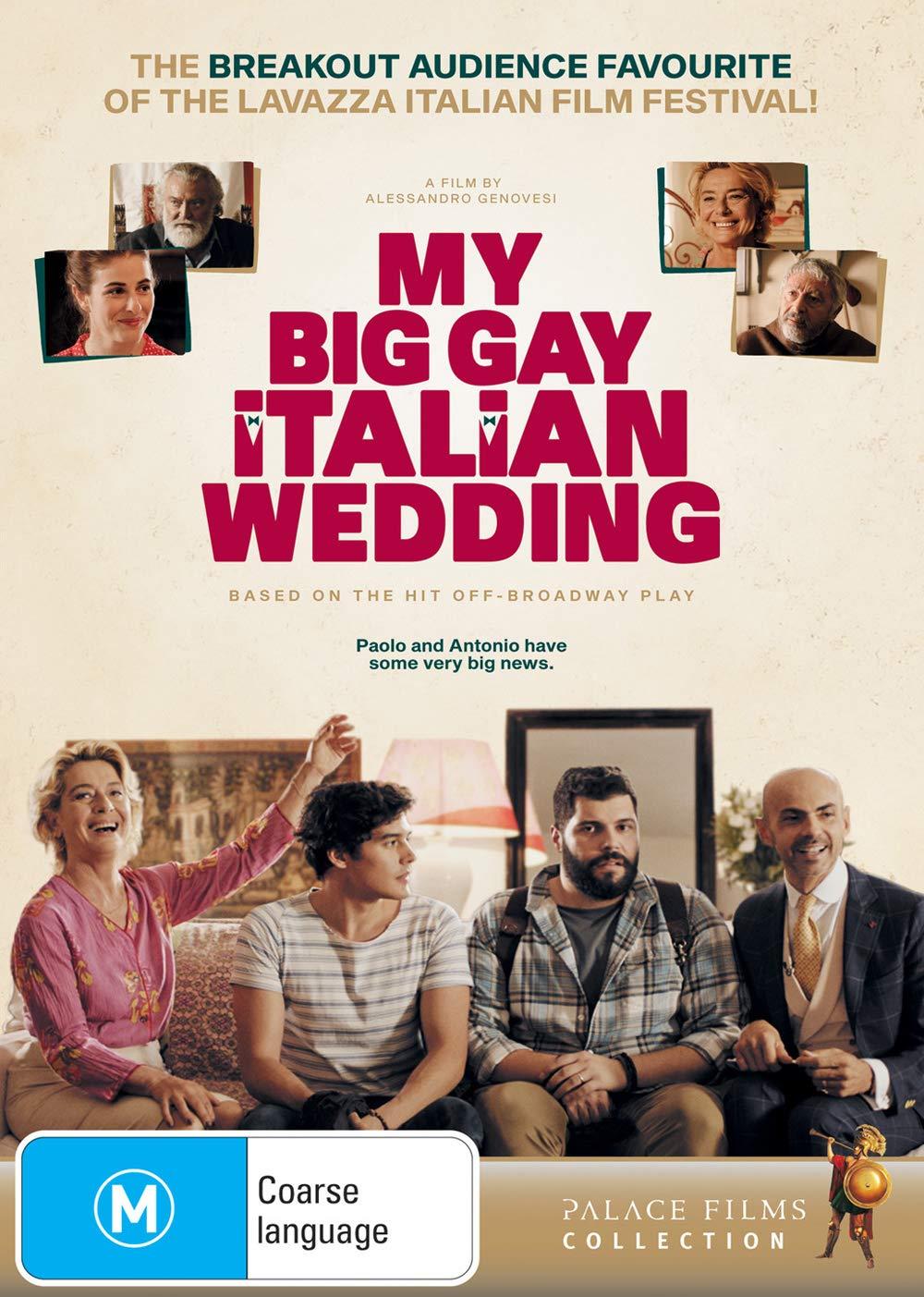 My Regular discount Big Gay Italian PAL 0 Wedding Luxury goods