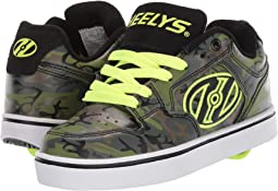 Green Camo/Bright Yellow