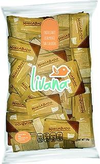 Livana Mascabado Livana Mascabado, Econopack 700 sobres, Azúcar Mascabado, 700 gramos