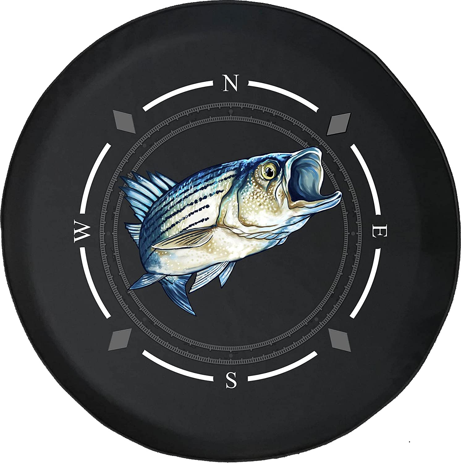 Washington Mall Sale Spare Tire Cover Compass Large Mouth Covers Wheel Bass Fishing F
