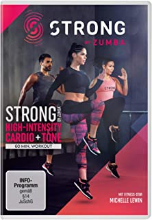Strong by Zumba [Alemania] [DVD]