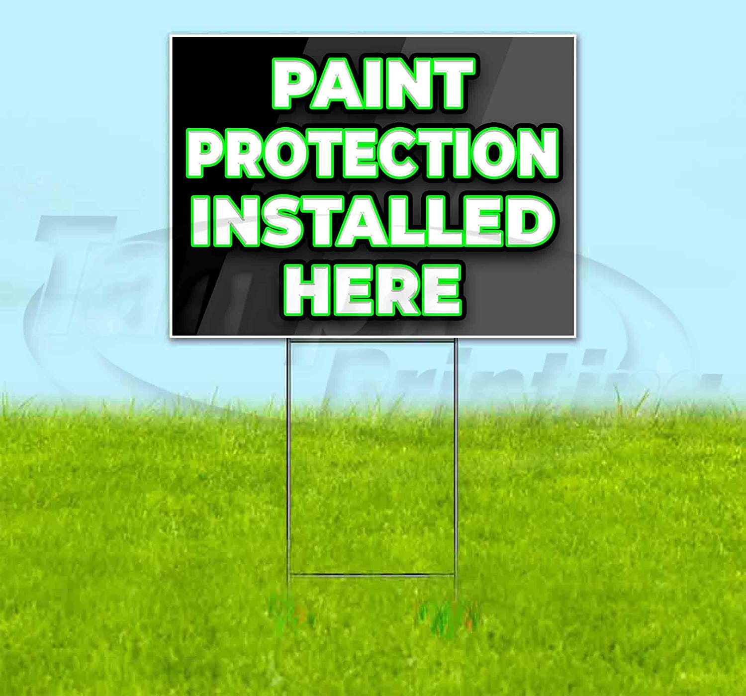Paint Lowest price challenge Protection Installed HERE 18