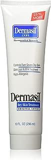 Dermasil Labs Dry Skin Treatment, Original Formula, 10 oz Tube, 3 Piece