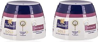 Parachute Hair Fall Treatment Gold Hair Cream For Women, 2 x 140 ml