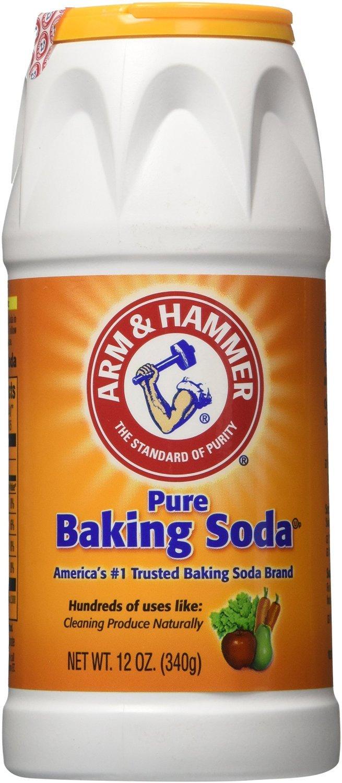 Arm and Hammer Pure Ranking TOP5 Baking ounce Cheap bargain Soda 12 3 Shaker