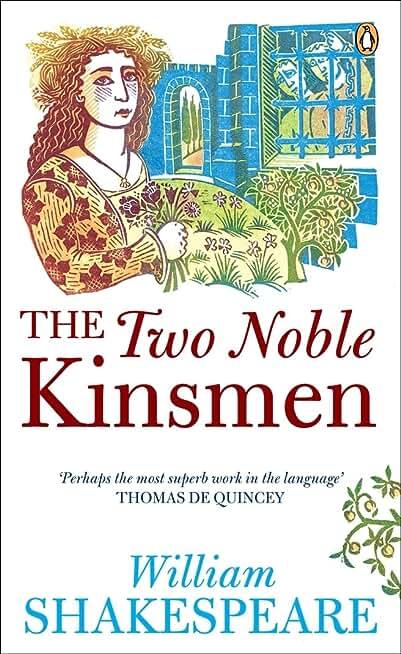 The Two Noble Kinsmen: Penguin Shakespeare (English Edition)