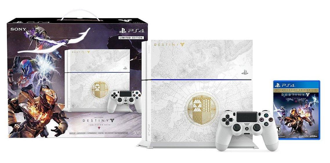 Sony Edición consola PlayStation 4 500 GB Limited - Destino: El ...