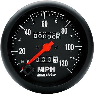 AUTO METER 2692 Z-Series in-Dash Mechanical Speedometer Regular, 3.375 in.