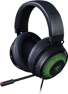 Razer RZ04-03180100-R3M1 Kraken Ultimate RGB USB Gaming Headset With THX 7.1 Spatial Surround Sound - Chroma RGB Lighting - Black