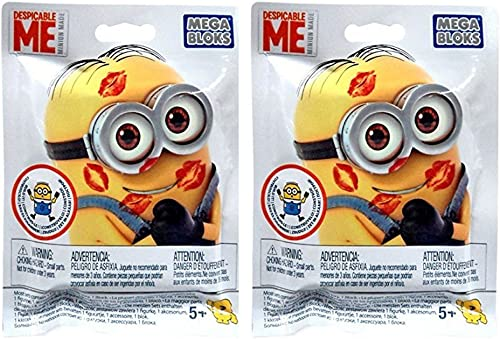 Despicable Me Minions Made Valentines Day Special Pair - Bob & Kevin by Despicable Me Minions