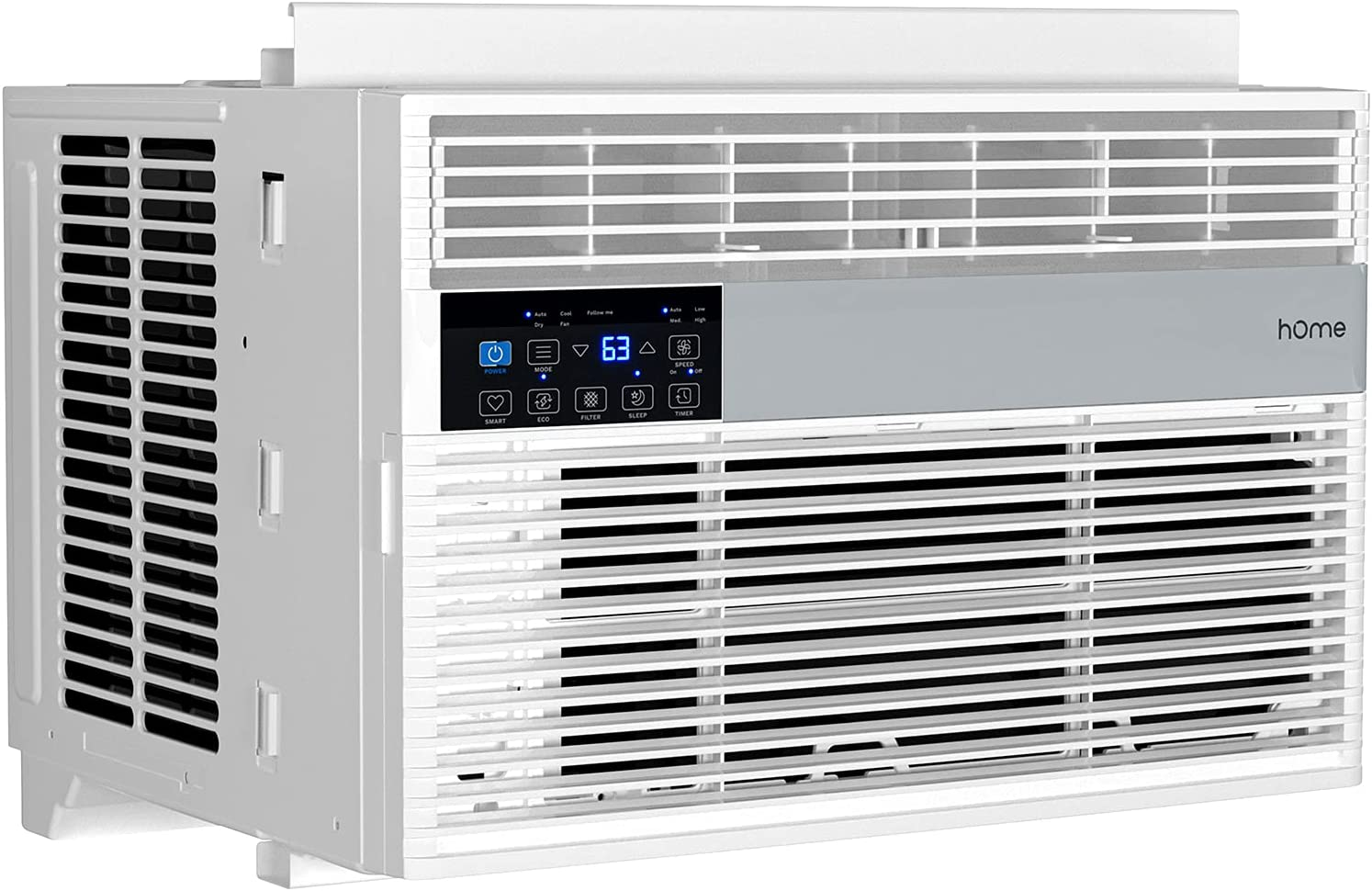 hOmelabs 6 000 BTU Window Air Smart Conditioner famous âwith half Control