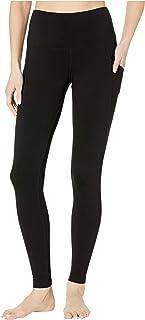 JOCKEY Women's Cotton Stretch Basic Ankle Legging with Side Pocket