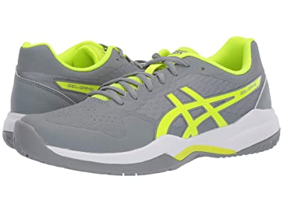 ASICS Gel-Game 7 (Stone Grey/Safety Yellow) Women