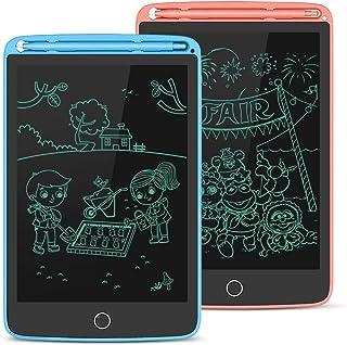 LCD Schrijven Tablet 2-Pack, Beste Gift Doodle Tekenbord en Schrijf Board voor Kinderen en Volwassenen, eWriter Grafische ...