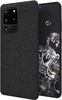 Samsung S20 Ultra Ballistic Nylon Case with AFIX+ Vent Mount - Black