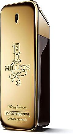 Paco Rabanne 1 Million Eau de Toilette, Uomo, 100 ml
