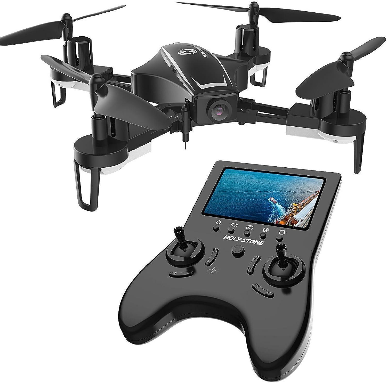 tienda en linea Holy Stone Drone FPV con Cámara 720P RC HS230 HS230 HS230 Racing de 120 ° FOV HD Video en Vivo con Pantalla LCD NO GPS 45Km   h de Alta Velocidad Quadcopter de 5.8G El Transmisor en Tiempo Real  tienda de venta