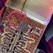 100 pcs 1206 SMD rote LED Licht Elektronik Komponenten lichtemittierende Dioden