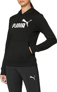 Puma ESS Logo Hoody TR Sweat-shirts Femme, Light Gray Heather, XL