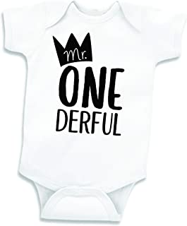 make 1st birthday onesie