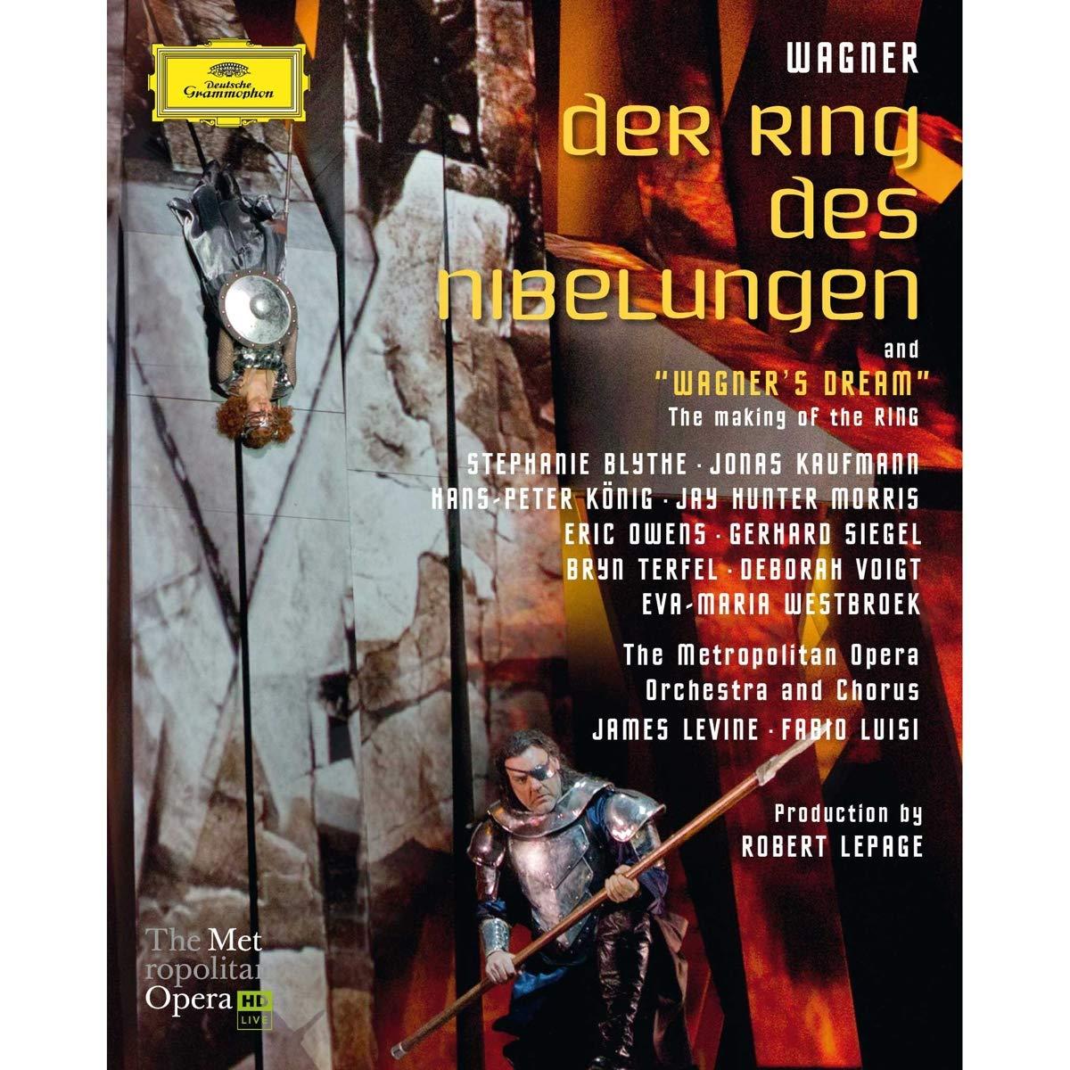 Wagner: Der Ring Des Max 50% OFF Blu-ray depot Nibelungen