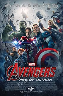 Posters USA Marvel Avengers Age of Ultron Movie Poster GLOSSY FINISH - FIL246 (24