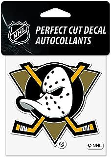Wincraft Anaheim Ducks Mighty Ducks Perfect Cut Decal 4