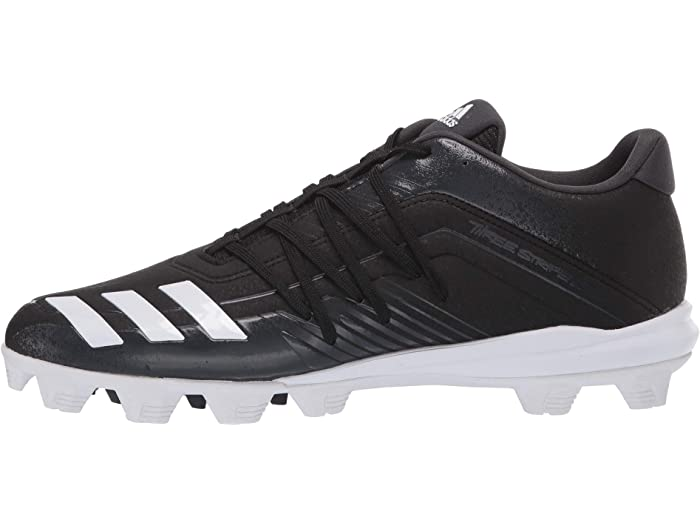 Adidas Afterburner 6 Md Core Black/footwear White/carbon Sneakers & Athletic Shoes