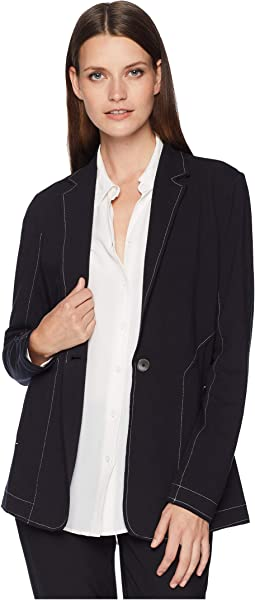 Perfect Seamed Riding Jacket