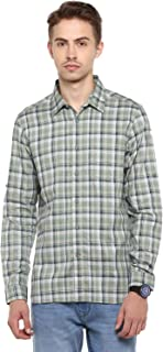 Red Chief Men's Grey Shirts 8110490 005
