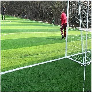 TAPISO Pelouse Synth/étique Tapis dExt/érieur Gazon Balcon Terrasse Jardin Vert Poil Court R/ésistant au M/ètre 300 x 600 cm