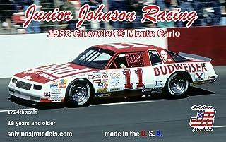 サルビノス J・R モデル 1/24 NASCAR 1986 シボレー モンテカルロ ダレル・ワルトリップ ジュニア・ジョンソンレーシング プラモデル SJMJJMC1986B