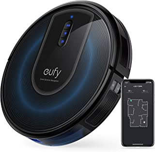 eufy by Anker, RoboVac G30, Robot Vacuum with Smart Dynamic Navigation 2.0, 2000Pa Strong Suction, Wi-Fi, Compatible with ...