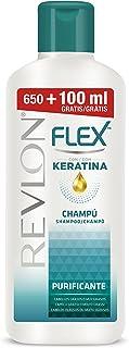 Revlon Flex 7221821000 - Champú, 650 + 100 ml