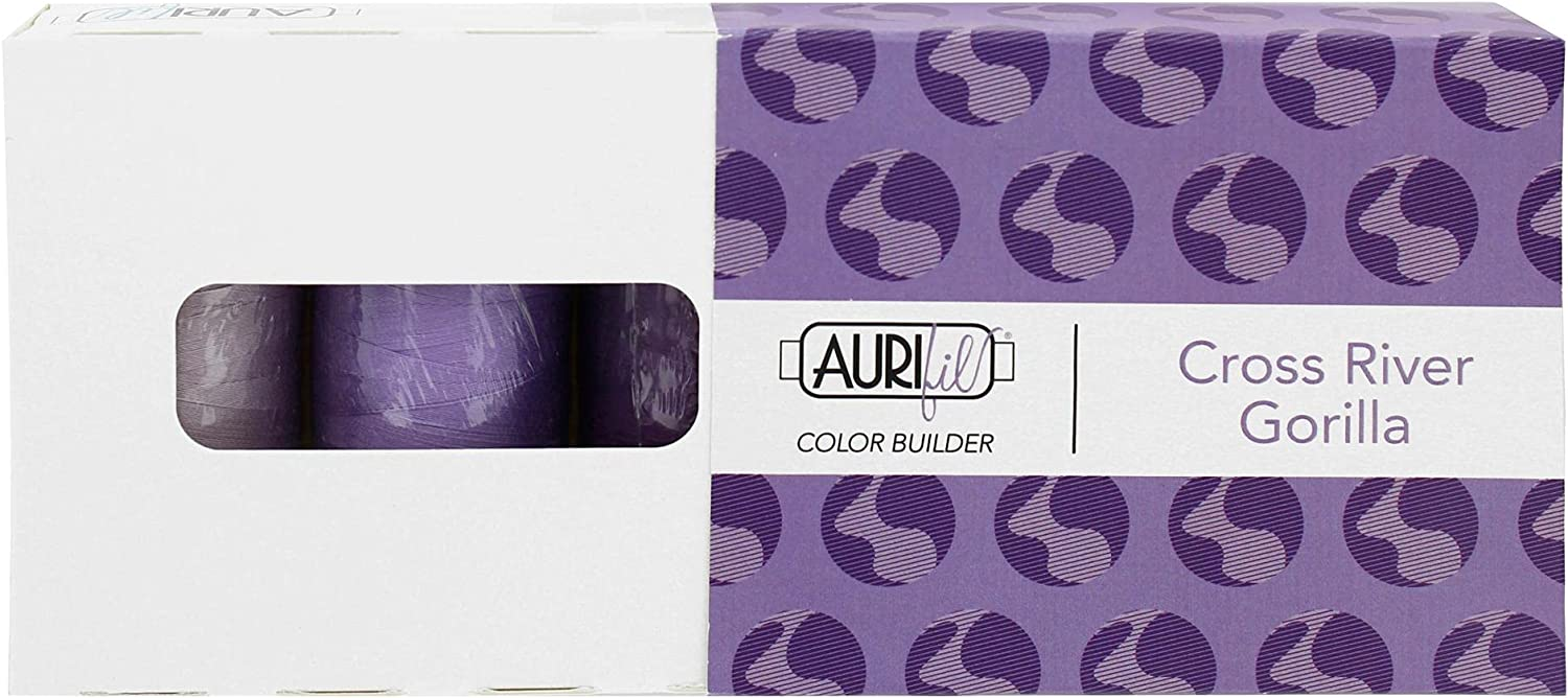 Aurifil Thread Color Builder 2021 Endangered Species Ranking TOP1 New Shipping Free Shipping Awareness S