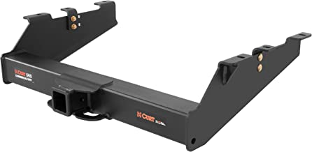 CURT 15703 Commercial Duty Class 5 Trailer Hitch with 2-1/2 Receiver, for Select Chevrolet Silverado and GMC Sierra 2500 HD, 3500 HD