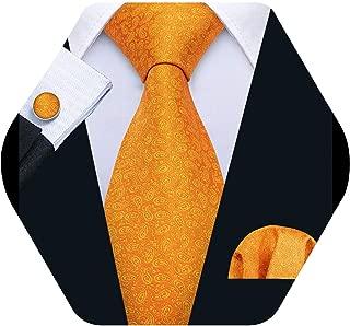 Amazon.es: Naranja - Corbatas / Corbatas, fajines y pañuelos de ...