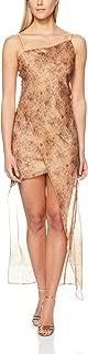 Winona Women's Gold Rush Asymmetrical Dress