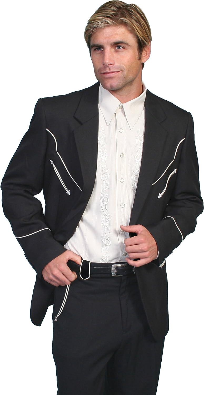 Scully Men's Retro Western Jacket