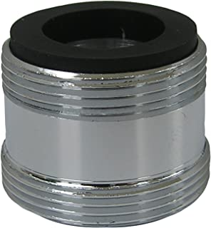 LASCO 09-1577 Extra Long Male Aerator Adapter with 13/16 x 27 Thread