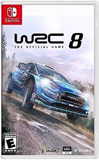 WRC 8 FIA World Rally Championship for Nintendo Switch