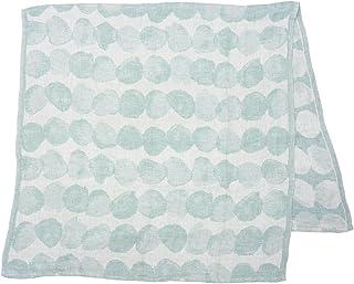 [ラプアンカンクリ]Lapuan Kankurit SADE リネンマルチタオル 95x180 white-turquoise [並行輸入品]
