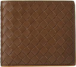 Intrecciato Bicolor Wallet