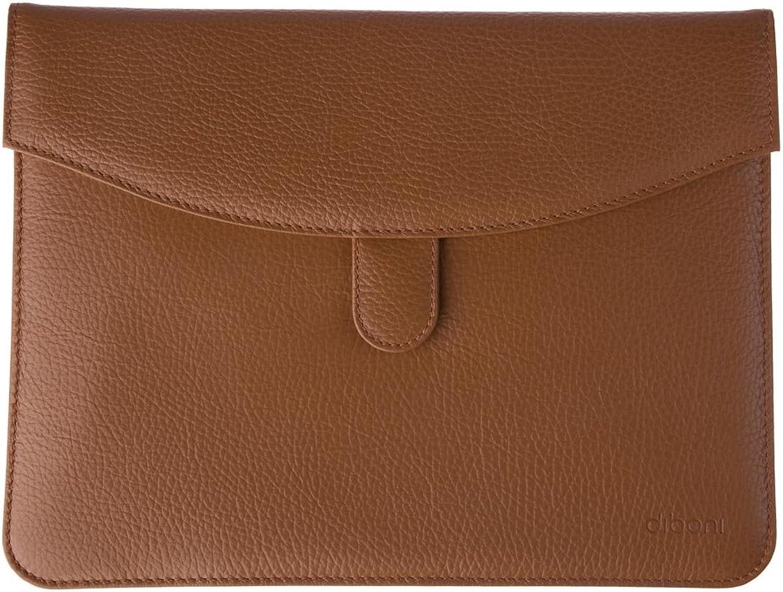 Diboni ® iPad Clutch Eleganza aus Leder - Hergestellt in Deutschland B00ALWX95A