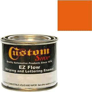 Custom Shop KSE729-QP California Orange - EZ FLOW Striping & Lettering Enamel