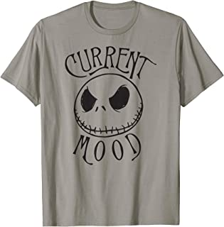 Disney Nightmare Before Christmas Current Mood Tshirt
