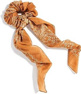 Chan Luu Women's Neckerchief Scrunchie